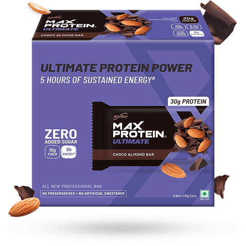 Max Protein Ultimate Choco Almond (Pack of 6)