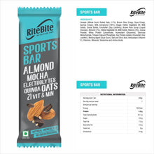 Load image into Gallery viewer, RiteBite Nutrition Assorted Bar Pack of 10