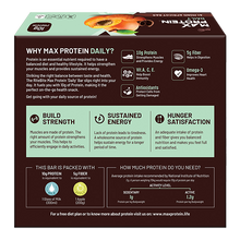 Load image into Gallery viewer, Max Protein Daily Almond Apricot (Pack of 6)