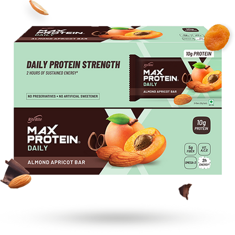 Max Protein Daily Almond Apricot