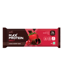 Load image into Gallery viewer, Max Protein Daily Choco Berry -Pack of 24 (EXP: JUN 2021)