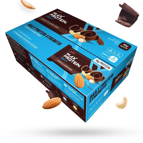 Max Protein Daily Choco Classic (Pack of 24)