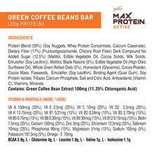 Load image into Gallery viewer, RiteBite Max Protein Active Green Coffee Beans (Pack of 6) - ritebite-max-protein