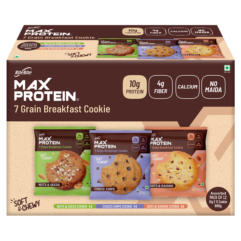 Cookies Assorted Pack of 12