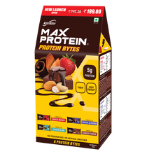 Load image into Gallery viewer, Max Protein Bytes  (Pack of 8)