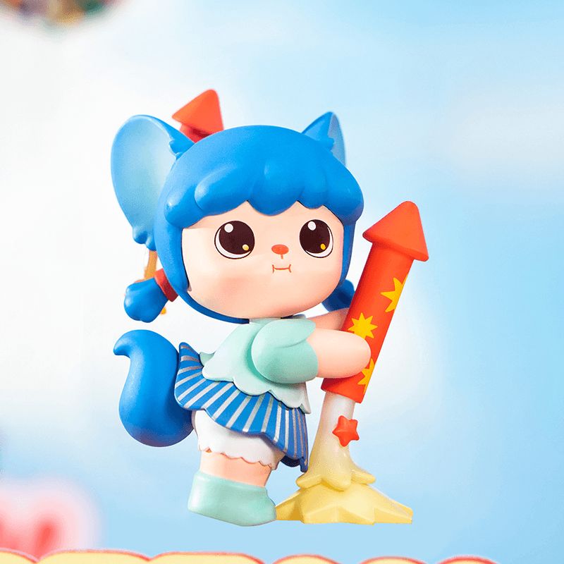 Rolife Blind Box Figure Surprise Dolls- Hanhan Nai Fox Fairy (SET)