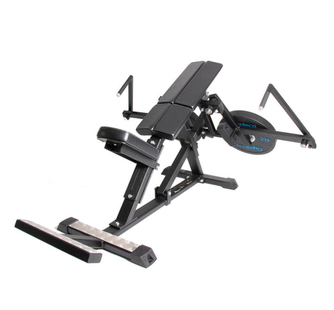 023 Gymleco Pec Deck, Adjustable with Individual Arms - Gymleco Nederland