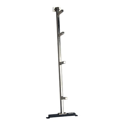 197 Gymleco Weight Rack Wall Mounted - Gymleco Nederland