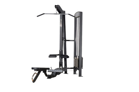 214 Gymleco Lateral Pulldown/ Seated Row - Gymleco Nederland