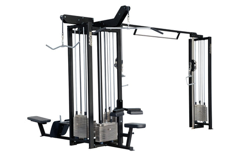215K Gymleco Multi Gym with Cable Cross - Gymleco Nederland