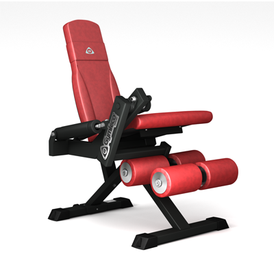 949 Gymleco Leg Press & Leg Curl - Circuit Training - Gymleco Nederland