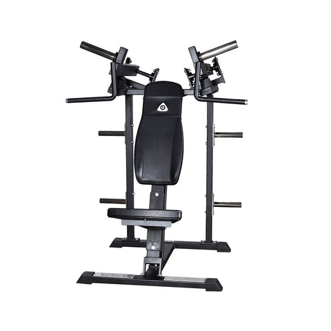 030 Gymleco Shoulder Press - Gymleco Nederland