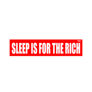 Sleep is For The Rich Clothing