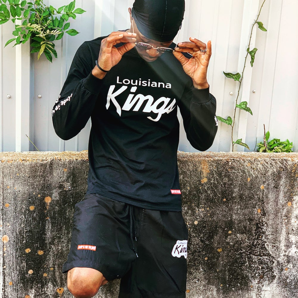 """Louisiana King's"" Tee x Made Fresh In Louisiana™️ Collection"