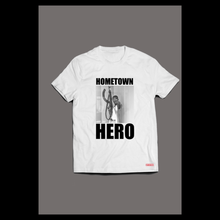 Load image into Gallery viewer, (White) Hometown Hero™️ Tee