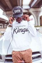 "Load image into Gallery viewer, ""LOUISIANA KINGS"" Crewneck Sweatshirt"