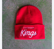 Load image into Gallery viewer, Louisiana King's Beanie