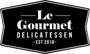 Red and yellow paper | Le Gourmet Delicatessen