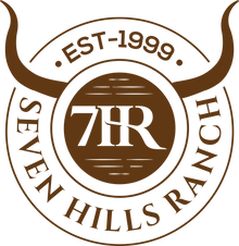 Seven hills ranch logo