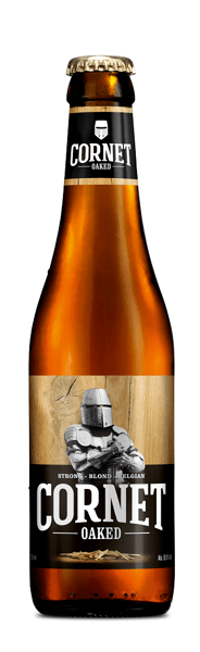 Cornet Oaked Blond Beer 33cl