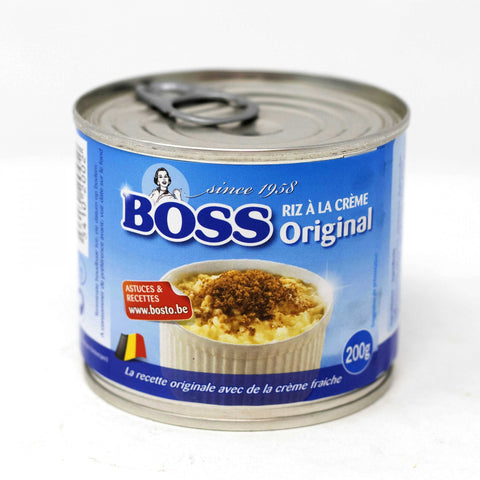 Boss Cream Rice - 200g