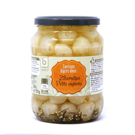 Boni Sweet and Sour Onions - 650g