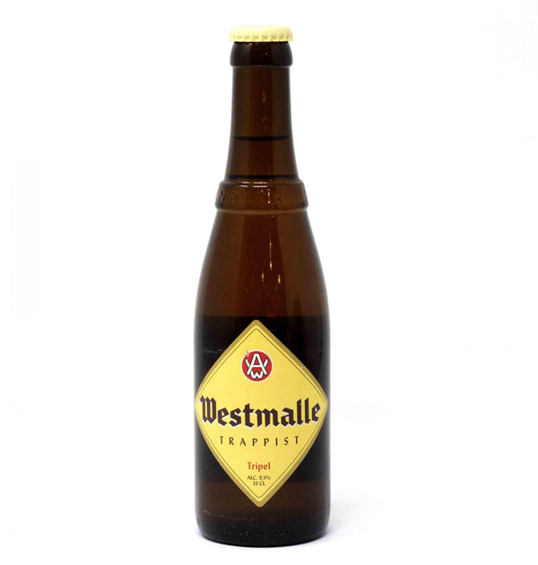 Westmalle Trappist bottled beer 9.5%  - 330ml
