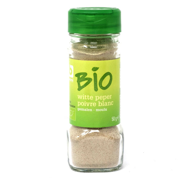 Bon Bio White Pepper - 50g