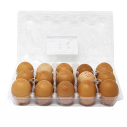 Muwonge Orange Yolk egg Half Tray - 1*15
