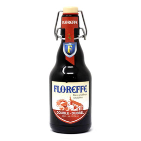 Floreffe Double Abbey 6.3% beer - 330ml