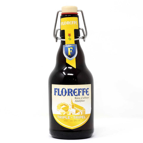 Floreffe Triple Abbey 8% Beer (1*6) - 330ml