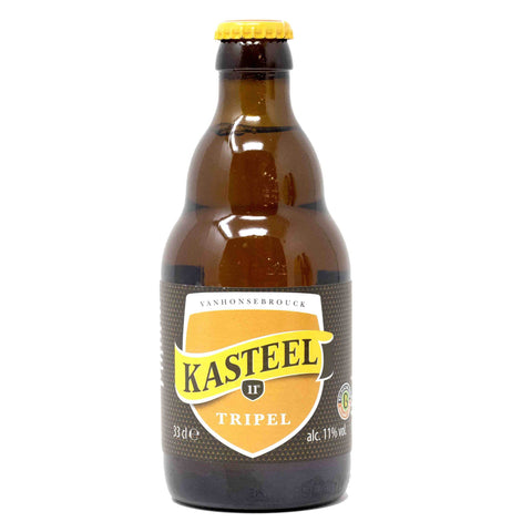Kasteel Tripel 11% (1*6) - 330ml