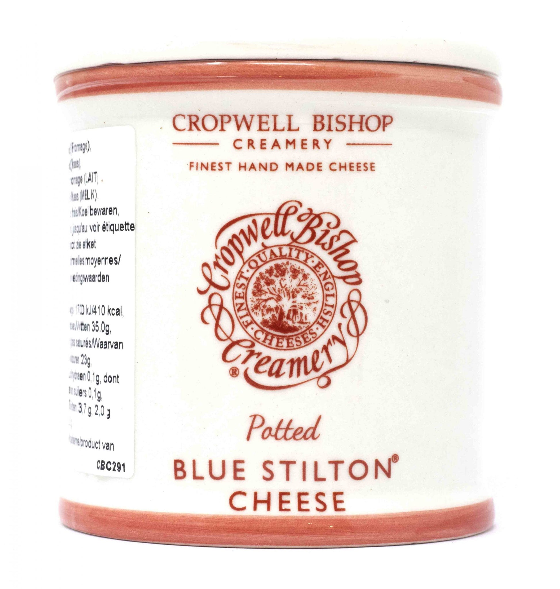 Blue Stilton Cheese Packed