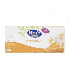 Hero Baby Baby Bisc Org - 160grm