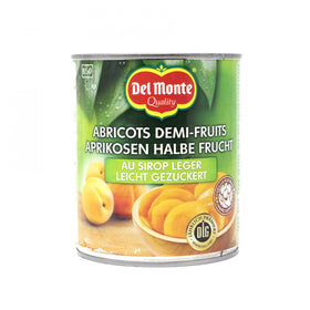 Delmonte Apricot in syrup - 825grm