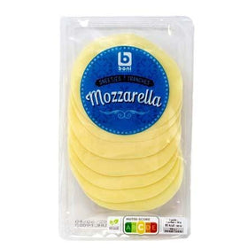 Boni Sliced Mozzarella - 150g