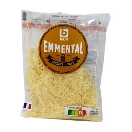 Boni Emmental Grated Cheese - 150grm