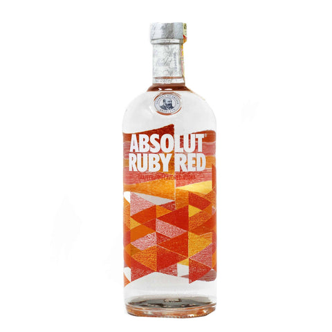 Absolut Ruby Red vodka 40% - 1Ltr