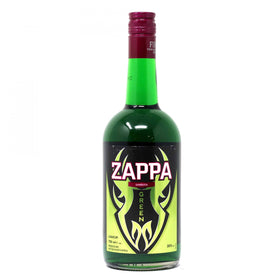 Zappa Green Liqueur 35% - 750ml