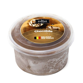Chocolate Belgian Ice Cream - 1Ltr
