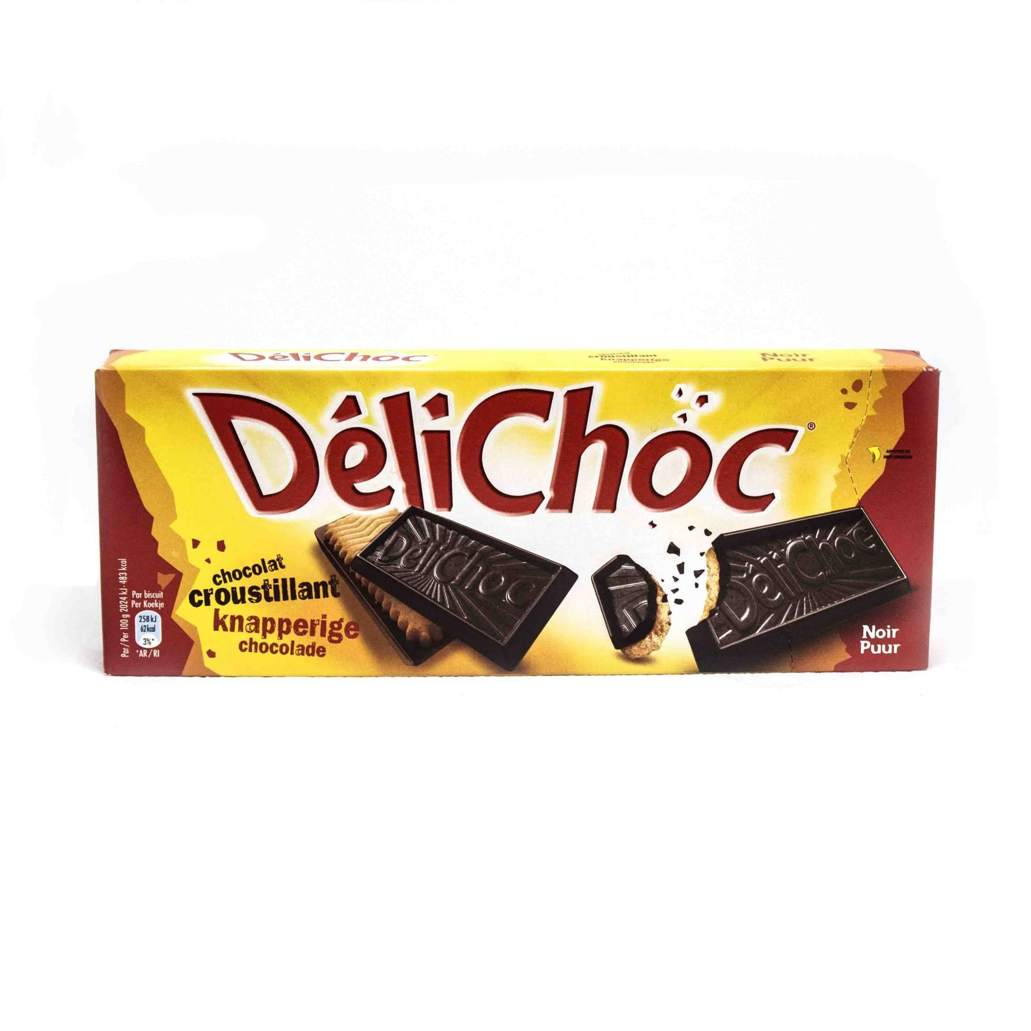 Delichoc Pure Chocolate 150g