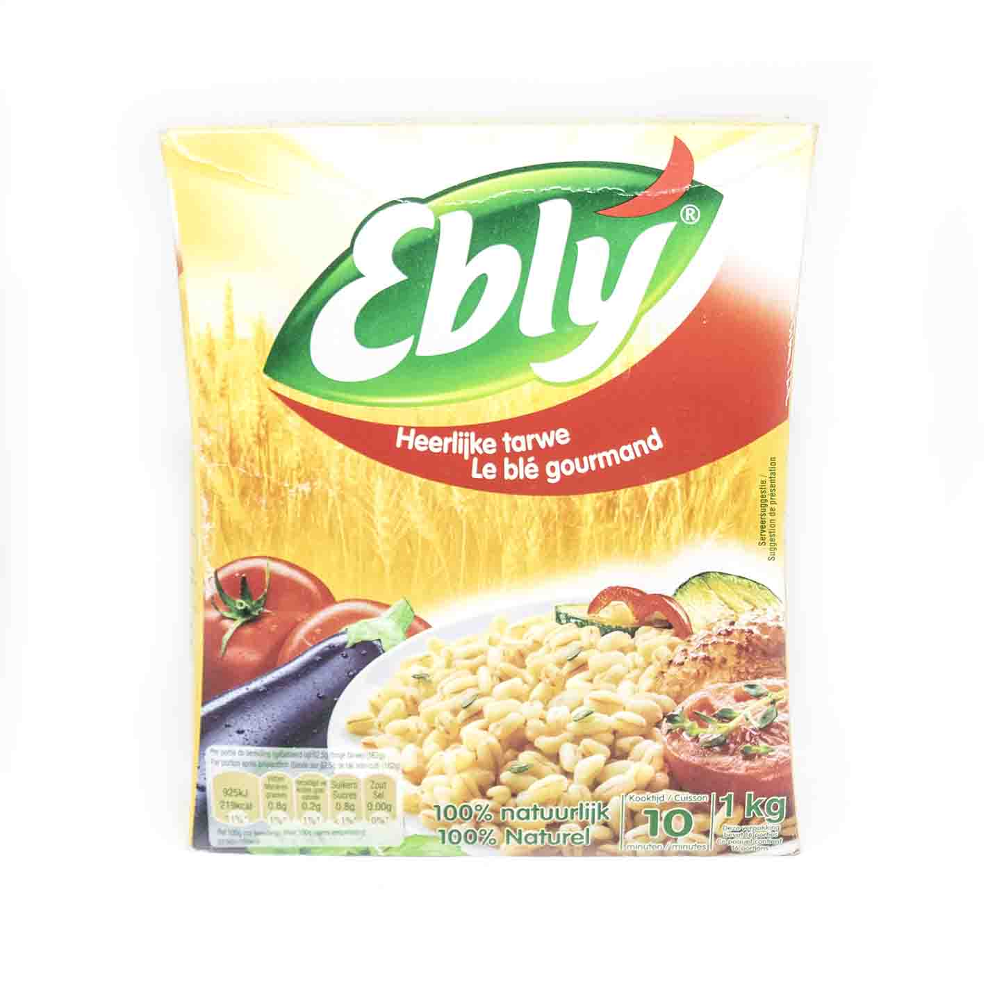 Greek Soft Wheat (Ebly) 1kg