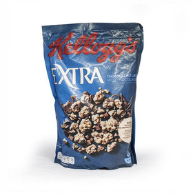 Kellogs Extra Muesli Milk Chocolate 500g