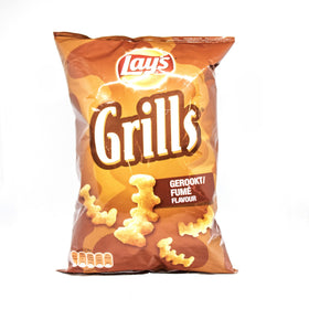 Lay's Grills Gerookt chips 125g