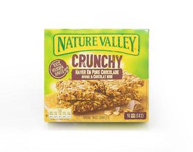 Nature Valley Crunchy Haver En Pure Chocolade (5*42g) - 210grm