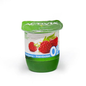 Activia Ass. 0% FC Fruit Yoghurt - 125grm