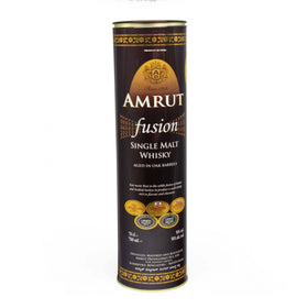 Amrut Fusion Single Malt Whiskey 70CL