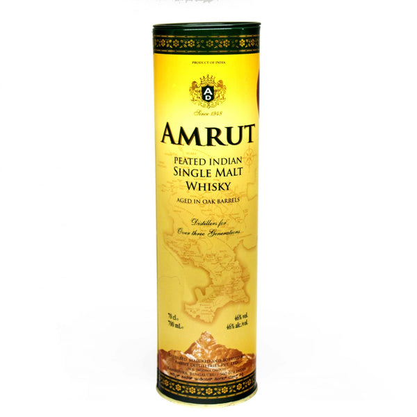 Amurut Peated Indian Whisky 70CL