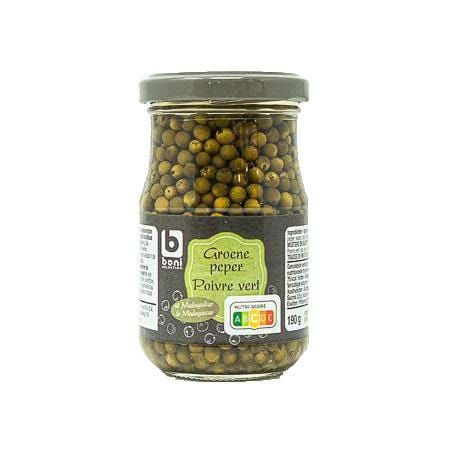 Boni Green Pepper Corn 190g