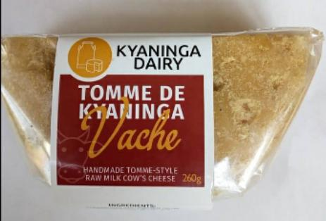 Kyaninga Cow Cheese 260g